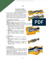 Manual Ejes Interiores Exteriores Maquinaria Pesada Posterior Delantero Caracteristicas Beneficios Aplicaciones Grupos
