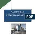 Plan Para Reemplazo Del Servomotor
