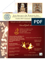 JSOT INC October 2010 Community Newsletter