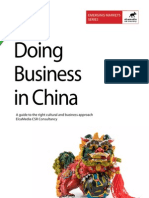 ElcaMedia How to do Business in China - marketing communication