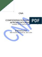 Estatuto CNA