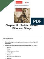 Chpt 17 Bites and Stings Pp