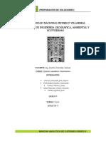 Informe 1 de Laboratorio Quimica Cuantitativa