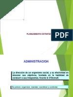 CLASE 2 Planeamiento Estrategico Direccion