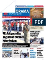 Diario Cajamarca 08-12-2019