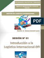 1.Introduccion a La Logistica