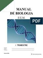 Manual Biologia Segundo Medio