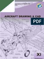 Aircraft Darwing & Cad-xi-3