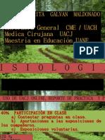 Encuadre de Fisiologia Curso Regular