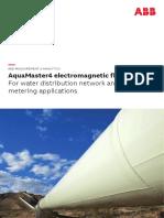Medidiores de Flujo de Agua Abb Aquamaster