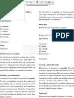Actitud academica Universidad Villarreal