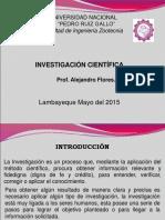 Introduccion a La Investigacion i