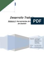 Desarrollo Trabajo Módulo 6 (Prof. JP Miranda)