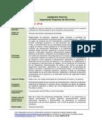 Gerente Postal - 0718-AMBC