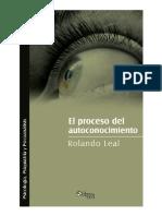 El proceso del autoconocimiento.pdf