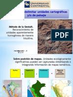 09 Delimitacion Unidades Cartograficas Transectos 2015-I