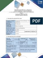 Guía de Actividades y Rúbrica de Evaluación - Paso 5 - Evaluación Nacional POA (Prueba Objetiva Abierta)