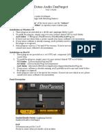 Dee Panpot Manual