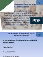 Diapositiva de Expo. Derecho Romano