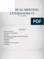 TECHNICAL MEETING 1 LITERMAFISI VI.pptx
