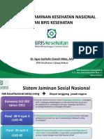 JKN by BPJS Kesh - LKS Triparti 5 Juni 2014