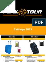 Catalogo Peak Tour 2013 - Equipaje, Mochilas, Porta Laptops, Cosmetiqueras