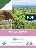Vihiga County Peace and Conflict Profile