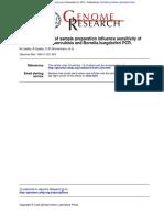 PCR Methods