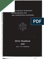 Ishrae Hvac Handbook 1997