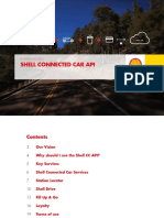 Shell Connected API