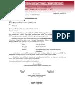 Surat Peminjaman Alat Baksos 2018