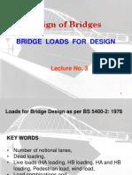 Highway Bridge Loads