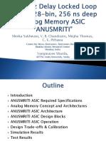 Anusmriti IEEE Presentation
