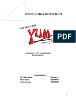 Yum - Chinese & Thai