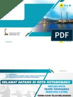 Design Baliho Himbauan Pembayaran Listrik