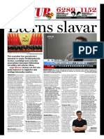 """Eterns slavar"", för Expressen"