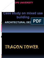 Case Study on Tracon Tower(Commercial Center) - Copy