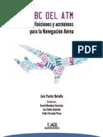 ABC Del ATM Definiciones y Acrónimos Para La Navegación Aérea