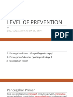 The LEVEL OF PREVENTION.pptx