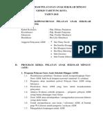 File Administrasi Pelayanan Anak Sekolah Minggu