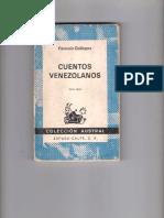 Romulo Gallegos - Cuentos Completos