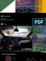 SAP Leonardo Overview