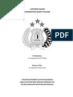 Kasus Chf Hipoalbuminemia - Dr. Nupri