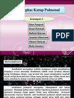 KELOMPOK 2 Regurgitas Pulmonal