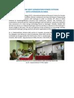 H2FC2018 Workshop Report Arci