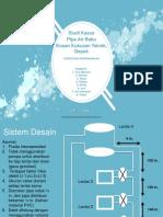 Presentasi Tugas Studi Kasus Pipa Air Kosan