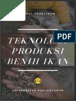 Modul Teknologi Produksi Benih Ikan