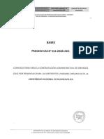 CAS N°011 UNH HVCA