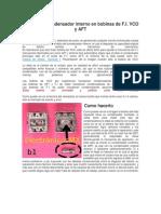 Cambio Del Condensador Interno en Bobinas de F
