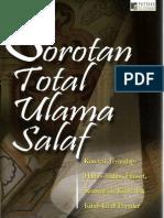 SorotanTotal Ulama Salaf